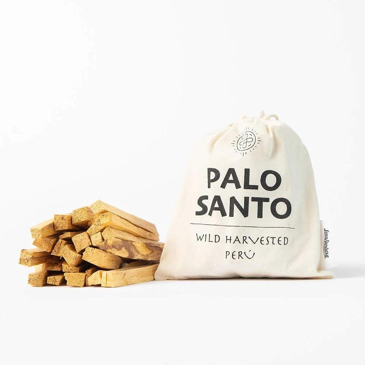 わがままバウンド誇大妄想ルナスンダラ (Luna Sundara) Palo Santo Smudging Sticks パロサント スマッジングスティック香木[100g入りBag]