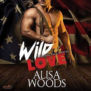 Wild Love audiobook cover art