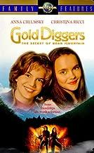 Gold Diggers-Secret of Bear Mountain [VHS]