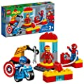 LEGO DUPLO Super Heroes Lab 10921 Marvel Avengers Superheroes Construction Toy and Educational Playset for Toddlers, New 2020 (30 Pieces) from LEGO