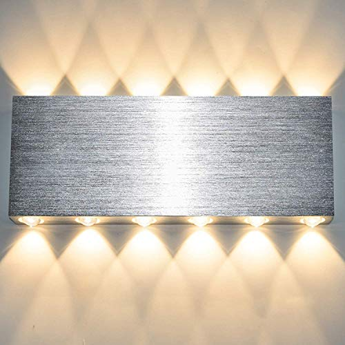 Apliques de Pared de Led Escaleras 24 W Marca Lightess