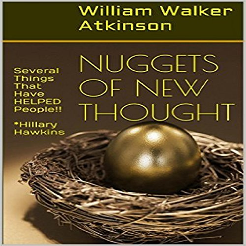 Nuggets of New Thought audiobook cover art