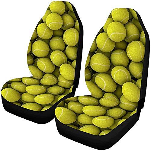 Xiaoyinghua Tennisbälle Vordersitzbezüge 2er-Set