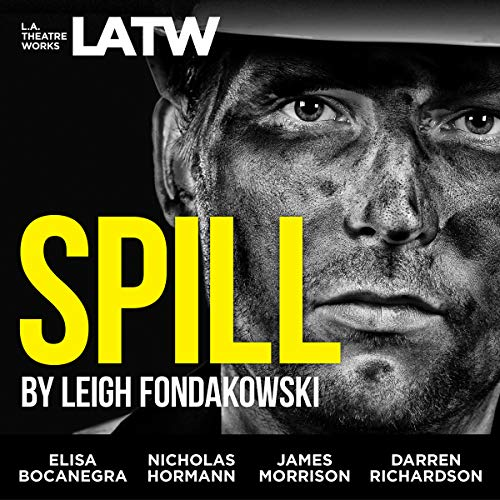 Spill audiobook cover art