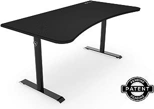 Arozzi NA-Pure-Black Arena Gaming Desk