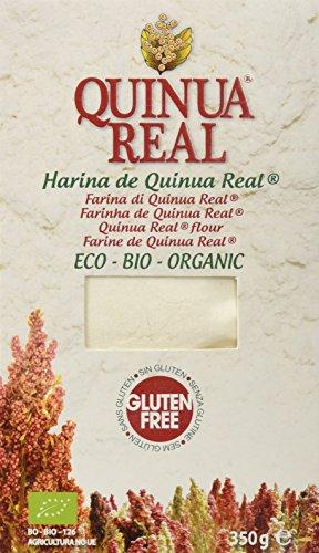 Quinua Real - Harina de Quinua 350 gr. - 12 Paquetes