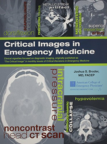 Critical Images in Emergency Medicine