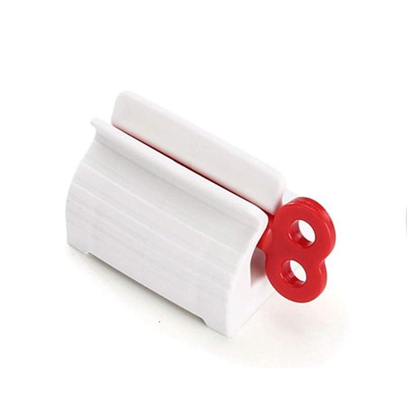 ツイン休戦ズームインするuzinbyチューブ絞り器 軟膏押出器 ハンドクリーム 歯磨き粉チューブスクイーザー