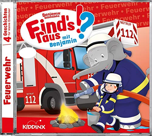 Find's raus mit Benjamin: Feuerwehr
