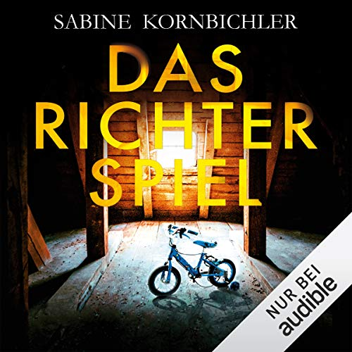 Das Richterspiel audiobook cover art