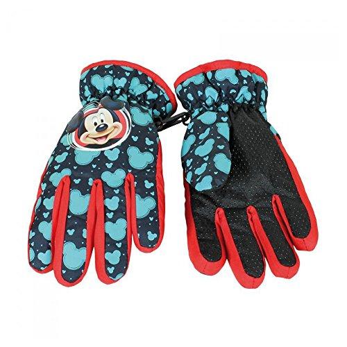 Guantes T7 ski de Mickey