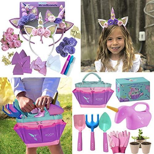 ROCA Toys Unicorn Arts and Garden Tools Gift Kansas City Mall Free Shipping Cheap Bargain Crafts