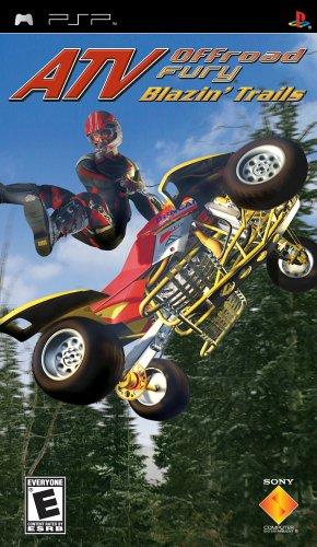ATV Offroad Fury: Blazin' Trails (PSP)