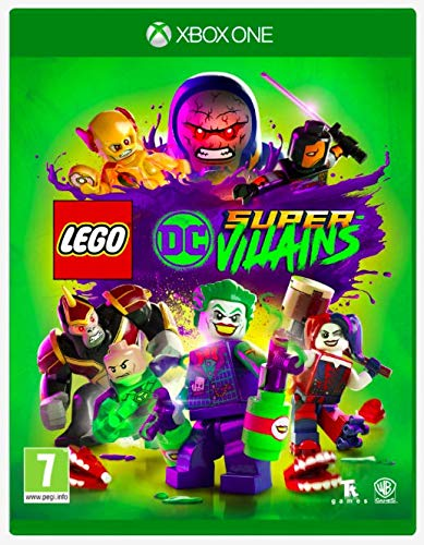Warner Brothers - LEGO DC Super Villains /Xbox One (1 GAMES)