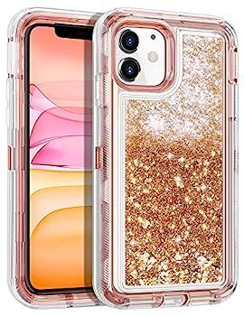 Best liquid glitter case Reviews