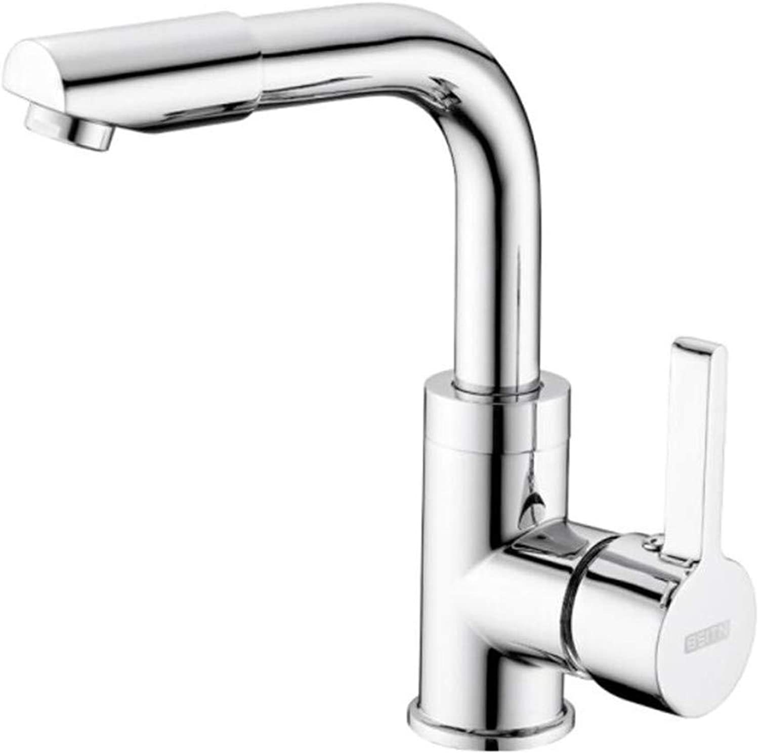 Taps Mixer?Swivel?Faucet Sink Facebasin Faucet Universal Outlet Water Cooling and Hot redary Single-Hole Faucet Toilet Kitchen Washbasin Faucet