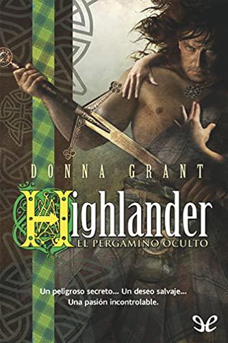 Higlander Pergamino oculto de Donna Grant
