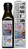 紅花食品 有機 亜麻仁油 瓶 100g