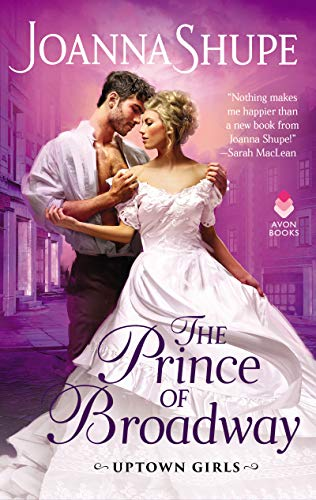 book cover of The Prince of Broadway