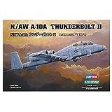 ホビーボス 1/72 エアクラフトシリーズ アメリカ軍 N/AW A-10A サンダーボルト2 プラモデル 80267