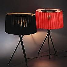 GOWE Fashion design bedroom lamps table lamp bed room bedside study desk lamp home lighting E14*1 bulb 110-240V Lampshade ...