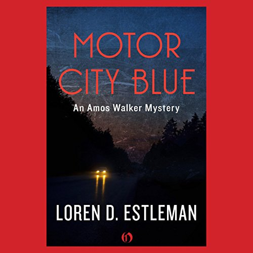 Couverture de Motor City Blue
