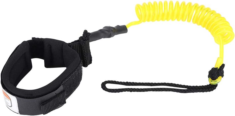 Max 65% OFF Surfing Bodyboard Ankle Leash Stand Up Paddle Cheap Board Coiled 5mm S