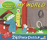 Goodnight Moon: My World Bunny Repairs 24 Piece Jigsaw Puzzle