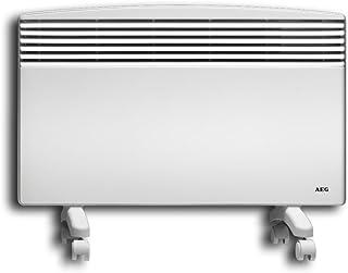 AEG WKL 1503 F Blanco 3000W Radiador - Calefactor (Radiador, 1,5 m, Piso, Blanco, Metal, 3000 W)