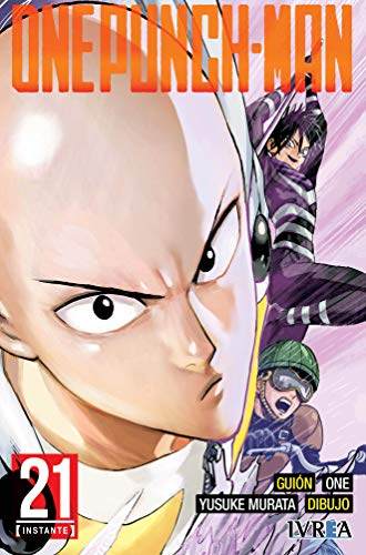 One Punch Man 21