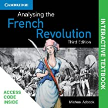 Analysing the French Revolution 3ed Interactive textbook