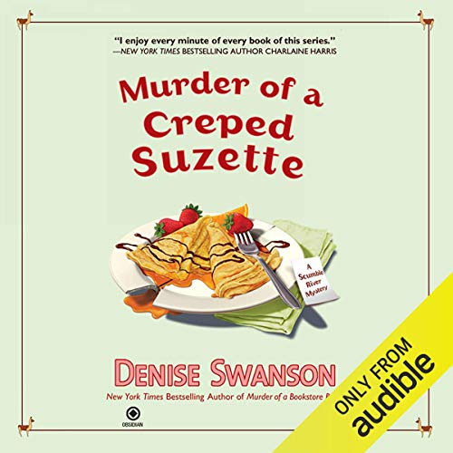 Murder of a Creped Suzette cover art