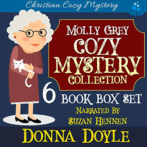 Molly Grey Cozy Mystery Collection cover art