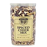 Mulling Spice, Market Spice Spiced Cider Mix For Hot Apple Cider Or Hot Wine, Allspice, Orange Peel, Cinnamon And Cloves, 4 Oz. or 8 Oz. Package (Spiced Cider Mix, 4 Oz.)