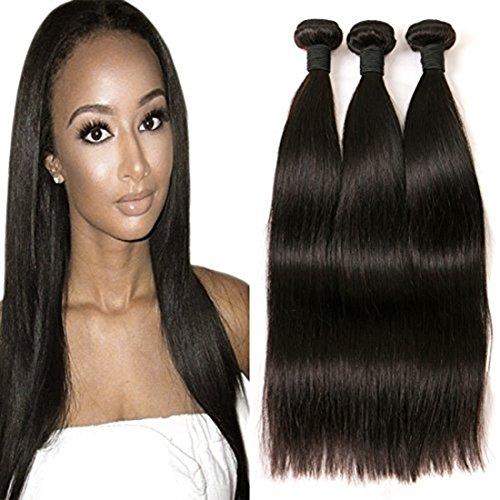 Peruvian Straight Human Hair Extensions Echthaar 300g Langes Echt Haare Verlängerung Weft Remy Extensions Echthaar Zum Einnähen Schweißen Dickes Haar 20 22 24 Inches