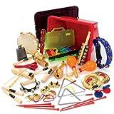 Percussion Plus - Set de percusión (para una clase de 30 alumnos)