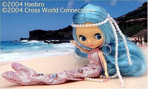 ventas directas de fábrica Petit Blythe - KPBL-03 [Poseidon's [Poseidon's [Poseidon's Treasure]  tienda de pescado para la venta