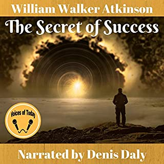 The Secret of Success audiobook cover art