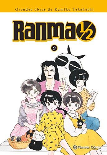 Ranma 1/2 nº 09/19 (Manga Shonen)