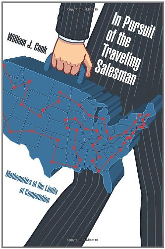Image of In Pursuit of the Traveling Salesman: Mathematics at the Limits of Computation