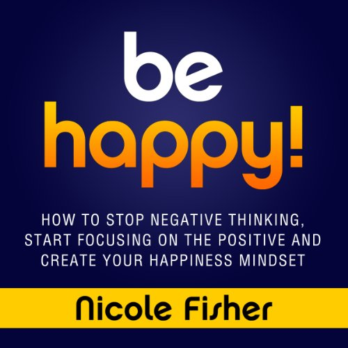 Be Happy! audiobook cover art