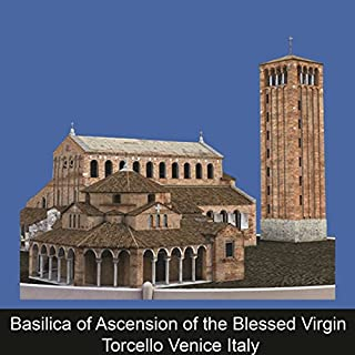Basilica of Ascension of the Blessed Virgin Torcello Venice Italy (ENG) cover art