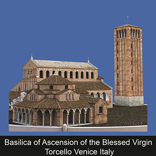 Basilica of Ascension of the Blessed Virgin Torcello Venice Italy (ENG) copertina