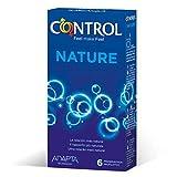 Control Nature Preservativo - Paquete de 6 preservativos