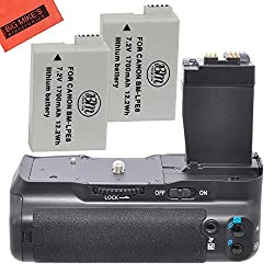 canon grip t4i t5i t6i battery
