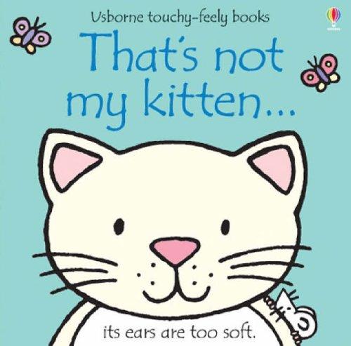 That's not my kitten...: 1