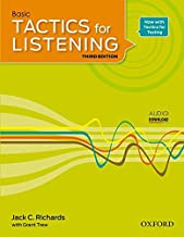 Best tactics for listening third edition Reviews