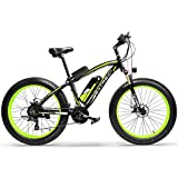 Cyrusher Fat Tire Mountain Bike