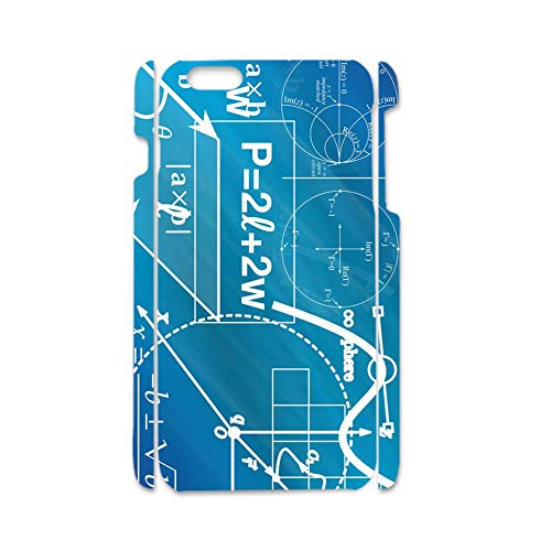 Custodie Rigide Per Telefono Compatibile Con Iphone 6 6S 4.7Inch Womon Creatività Avere Math 2 Choose Design 109-5
