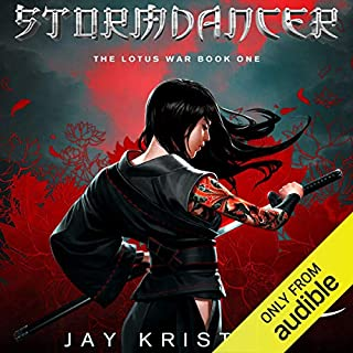 Page de couverture de Stormdancer